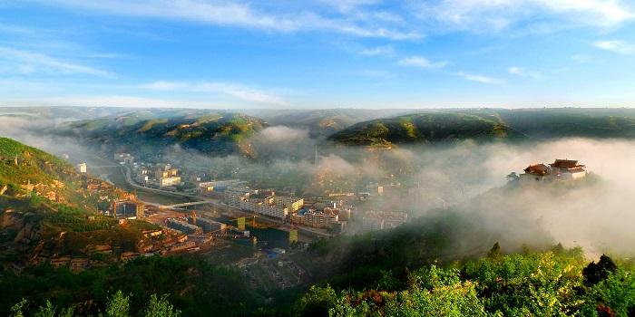 延长-千年古县 延水流长